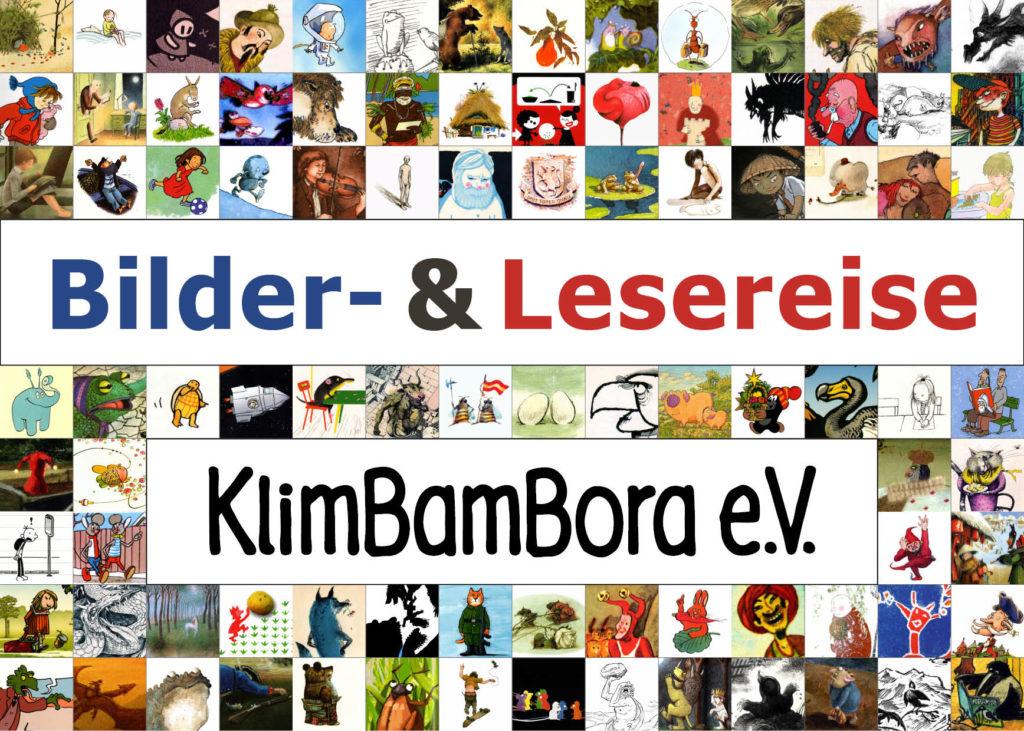Bilder und Lesereise KlimBamBora e.V.